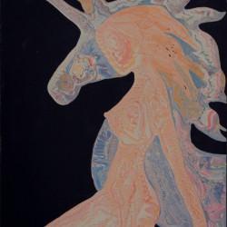 Duše rve z pout hmoty křídla svá