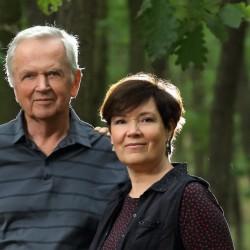 Jiří Tichota Zdenka Zdena Tichotová Spiritual Kvintet hudebník Točná 28.07.15