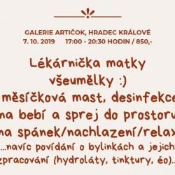 lékárnička Hradec